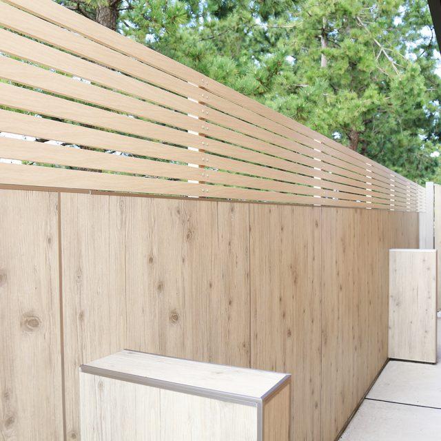 庭での暮らしをより豊かなものにするガーデン空間
