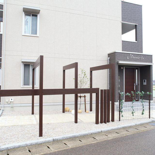 ワンランク上の空間づくりで集合住宅の付加価値を高めています