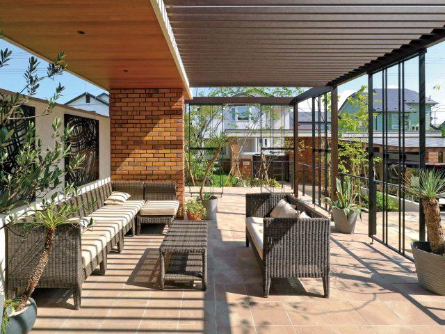 新旧の庭デザイン手法の融合という新しいスタイルの提案