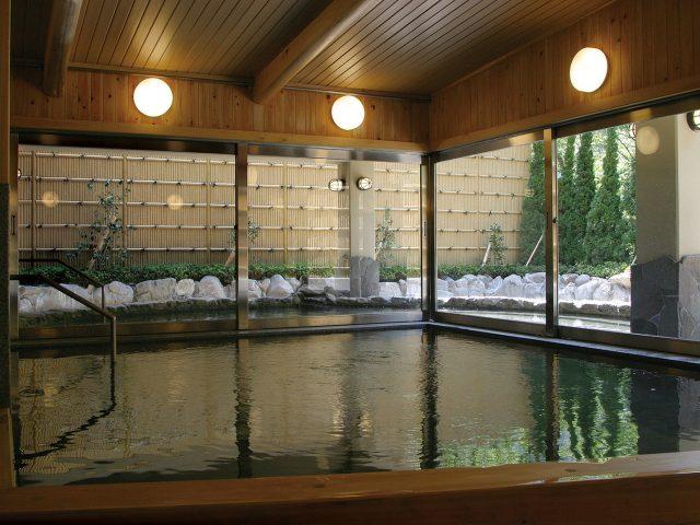 エバー15型(こだわり竹)を使用した宿泊施設