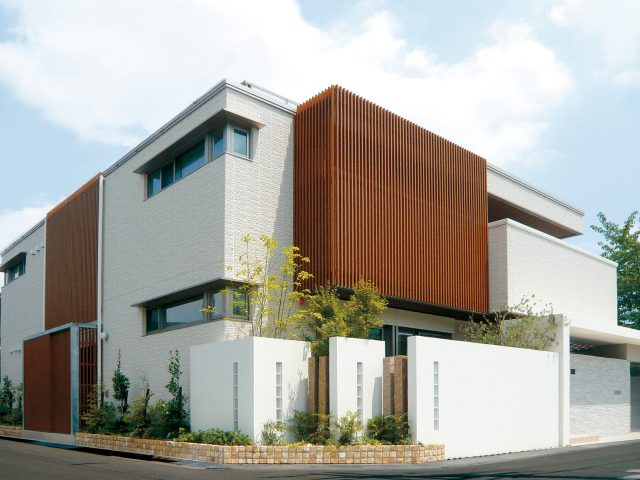 家の意匠性を高めるデザイン