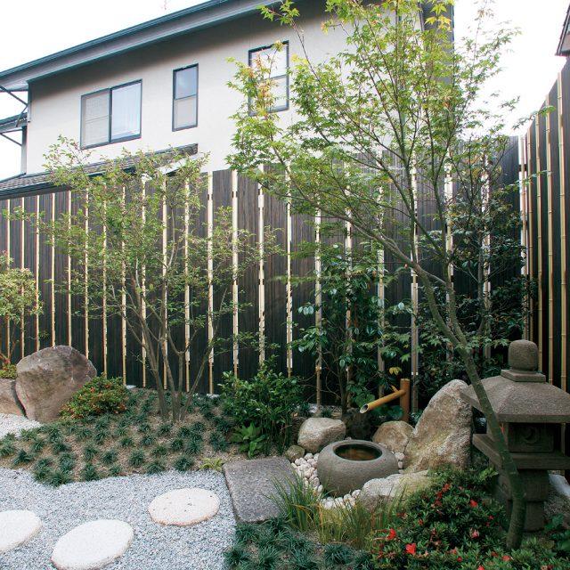 板塀フェンス 和風デザインに最適