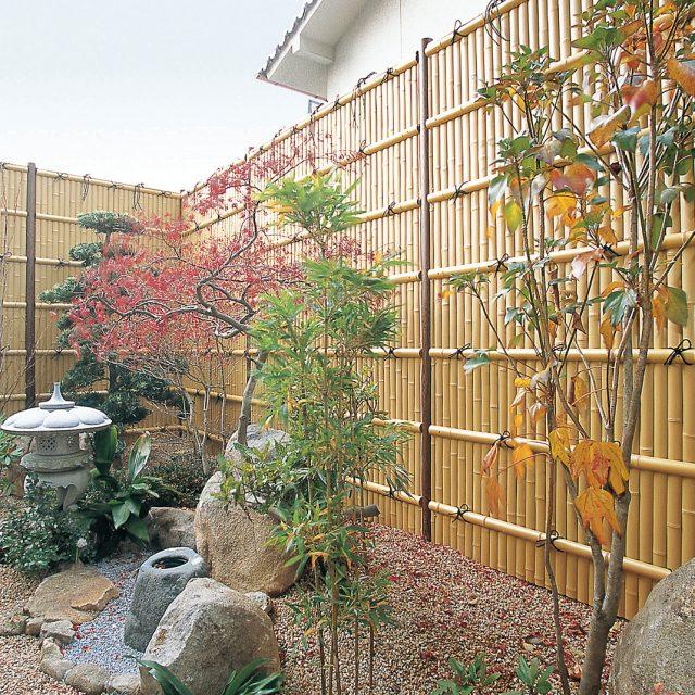 e-バンブーユニットは天然竹の味わいをリーズナブルに楽しめます